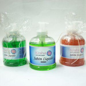 Jabón líquido hipoalergénico Regalos